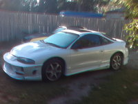 Picture of 1998 Mitsubishi Eclipse GS, exterior, gallery_worthy