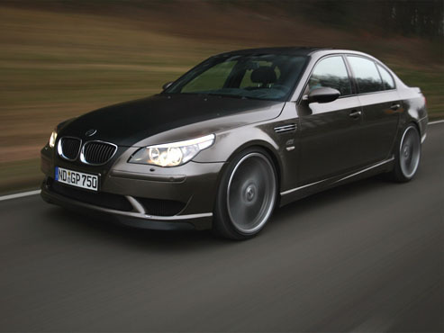 Picture of 2008 BMW M5