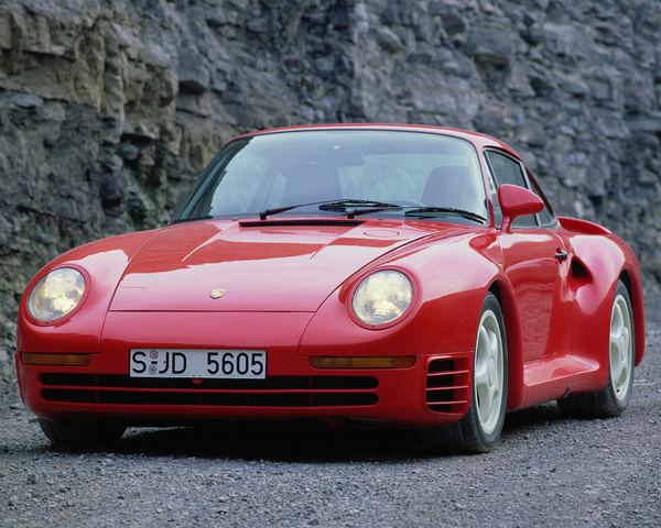 Picture of 1989 Porsche 959, exterior, gallery_worthy