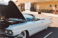 Picture of 1959 Cadillac DeVille, exterior, engine, gallery_worthy