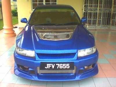 Picture of 2000 Proton Wira