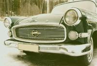 1959 Opel Rekord Overview