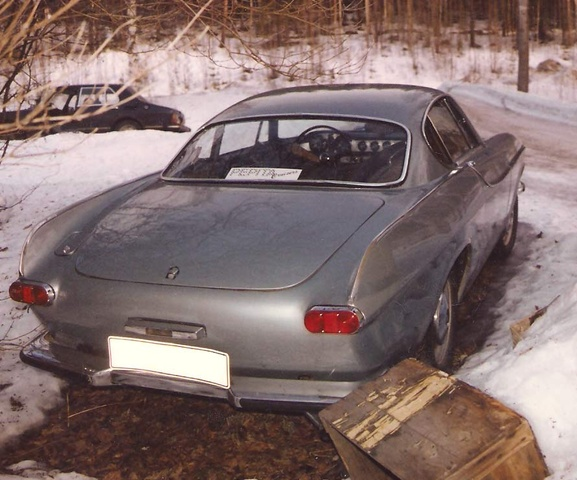 Picture of 1965 Volvo P1800