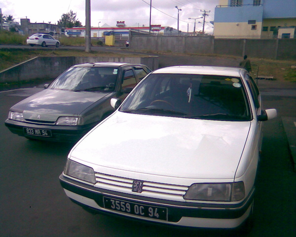 Picture of 1994 Peugeot 405, exterior, gallery_worthy