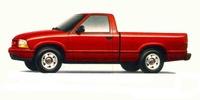 1998 GMC Sonoma 2 Dr SLS Sport Standard Cab LB picture, exterior