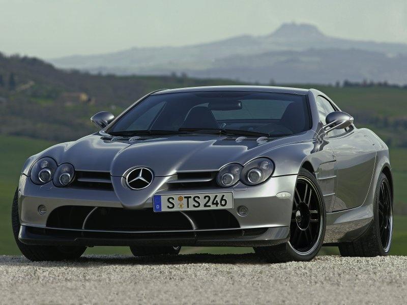 2005 Mercedes Benz Slr Mclaren Overview Cargurus