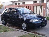 2002 Fiat Palio EX 1.3 16V, exterior