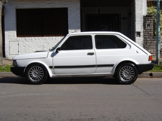 1983 FIAT 127, 1994 Fiat 147 1.4, exterior, gallery_worthy