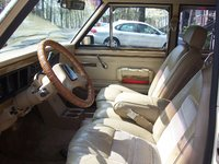 Picture of 1989 Jeep Grand Wagoneer, interior