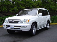 Picture of 2004 Lexus LX 470 4WD, exterior, gallery_worthy