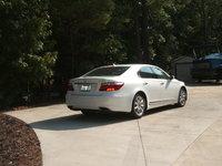 Picture of 2007 Lexus LS 460 Base, exterior
