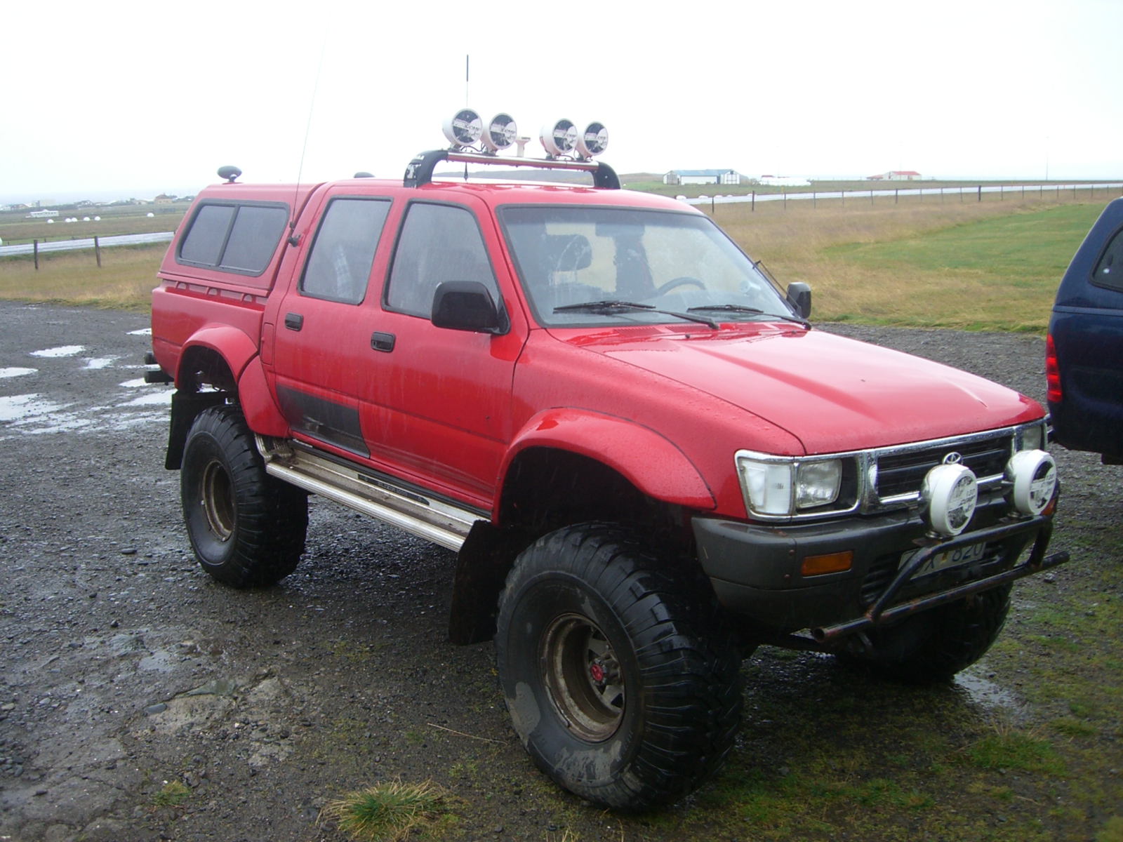 1990 Toyota Hilux picture