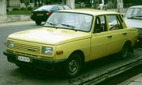 1977 Wartburg 353 Picture Gallery