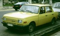 1977 Wartburg 353 Overview