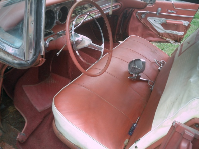 Picture of 1959 Pontiac Star Chief, interior, gallery_worthy