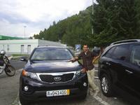 2009 Kia Sorento EX picture, exterior
