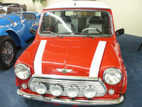 1963 Austin Mini Picture Gallery