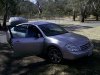 Picture of 2006 Nissan Maxima 3.5 SL, exterior