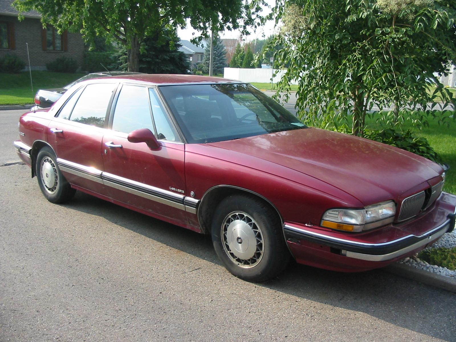 Picture of 1995 buick lesabre custom exterior