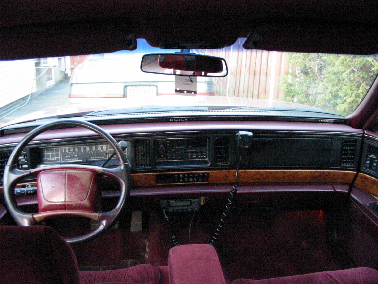 1995 Buick LeSabre Custom - Pictures - 1995 Buick LeSabre 4 Dr Custom ...
