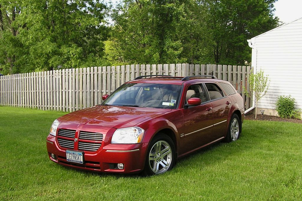 2008 Dodge Magnum Custom. 2008 Dodge Magnum Rt. Dodge