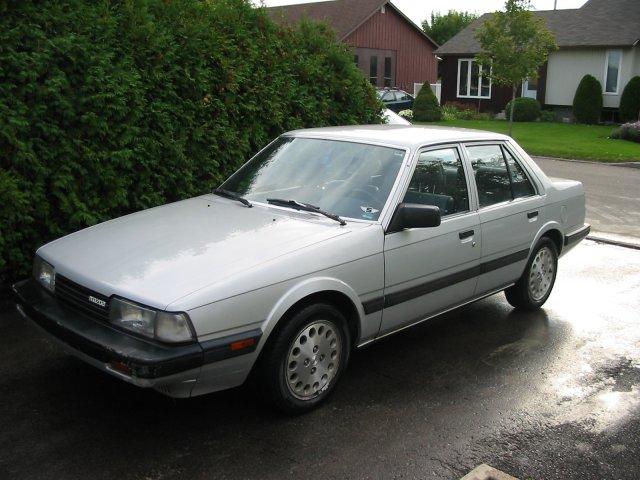 1986 Mazda 626 Overview Cargurus
