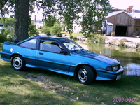 Picture of 1992 Chevrolet Cavalier Z24 Coupe, exterior