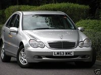 Foto de un 2003 Mercedes-Benz C-Class C 230 Supercharged Sedan, exterior, gallery_worthy