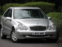 2003 Mercedes-Benz C-Class 4 Dr C230 Supercharged Sedan picture, exterior
