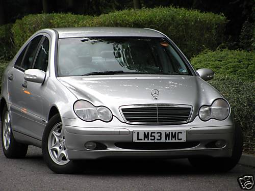 Picture of 2003 Mercedes-Benz C-Class 4 Dr C230 Supercharged Sedan