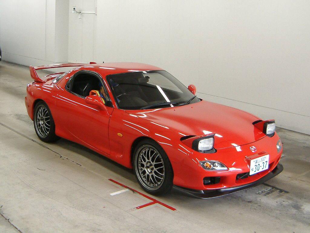 2002 Mazda Rx 7 Pictures Cargurus