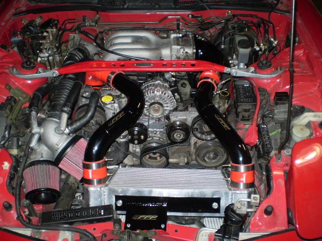 2002 mazda rx 7 the twin turbocharged 1 3l wankel engine is a