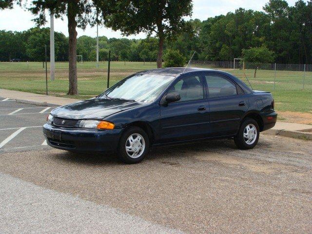 mazda protege. 1997 Mazda Protege 4 Dr LX