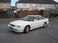 1992 Rover 800 Overview