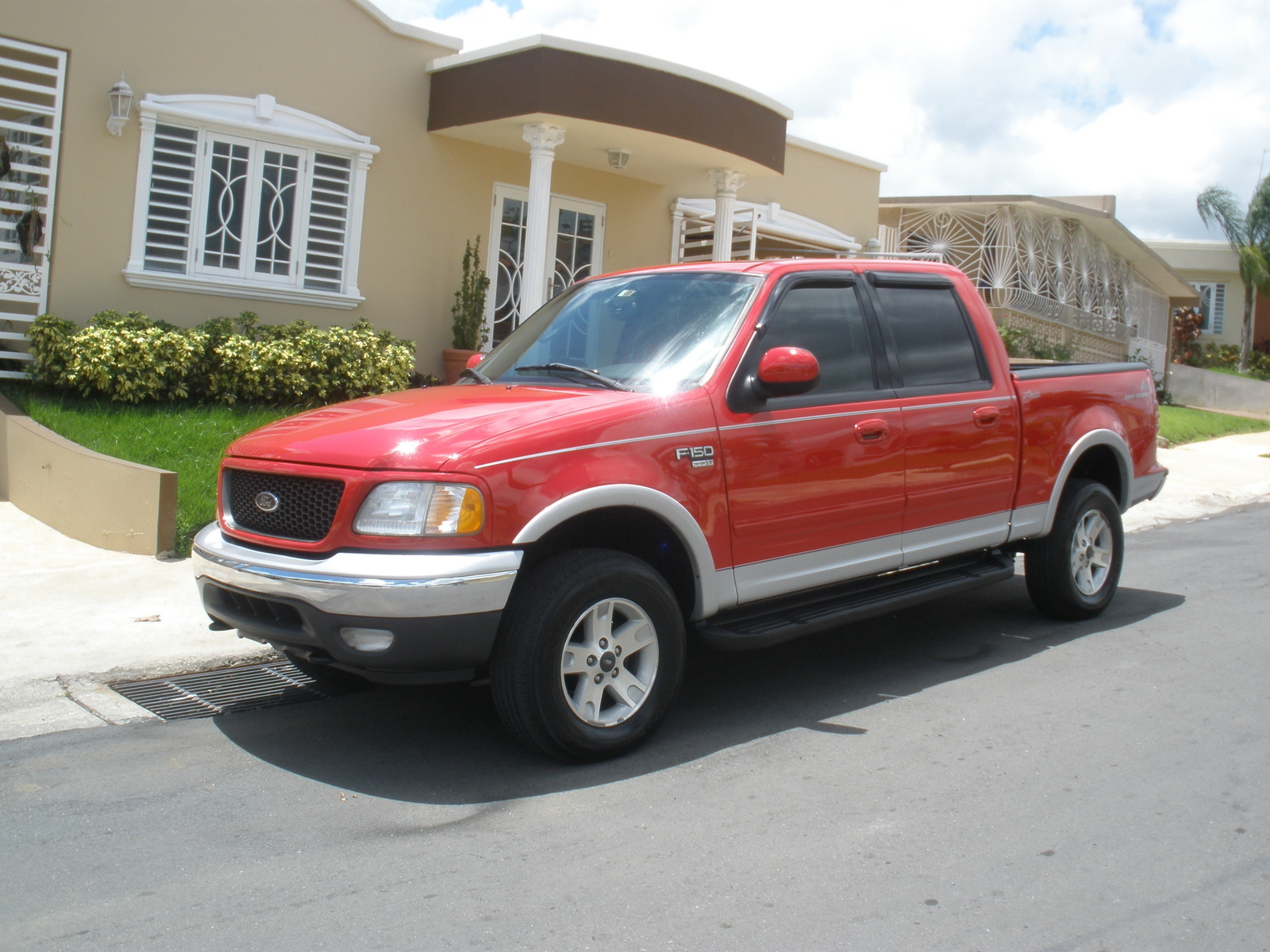 2003 Ford F 150 Overview Cargurus