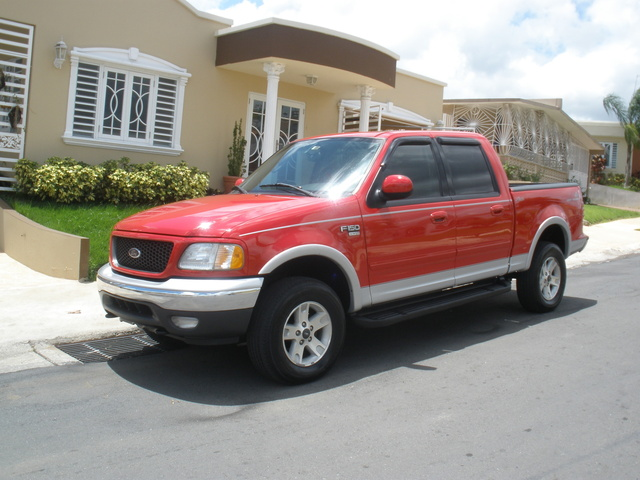 Picture of 2003 Ford F-150 Lariat Crew Cab 4WD SB