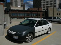 Picture of 2004 Honda Civic DX, exterior