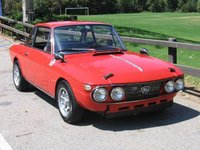 1967 Lancia Fulvia Overview