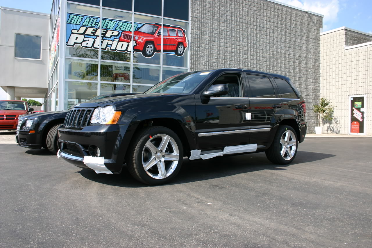 2008 jeep grand cherokee exterior pictures cargurus. Cars Review. Best American Auto & Cars Review