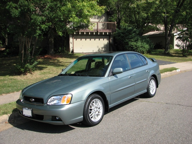 Picture of 2003 Subaru Legacy L, exterior