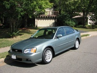 2003 Subaru Legacy Overview