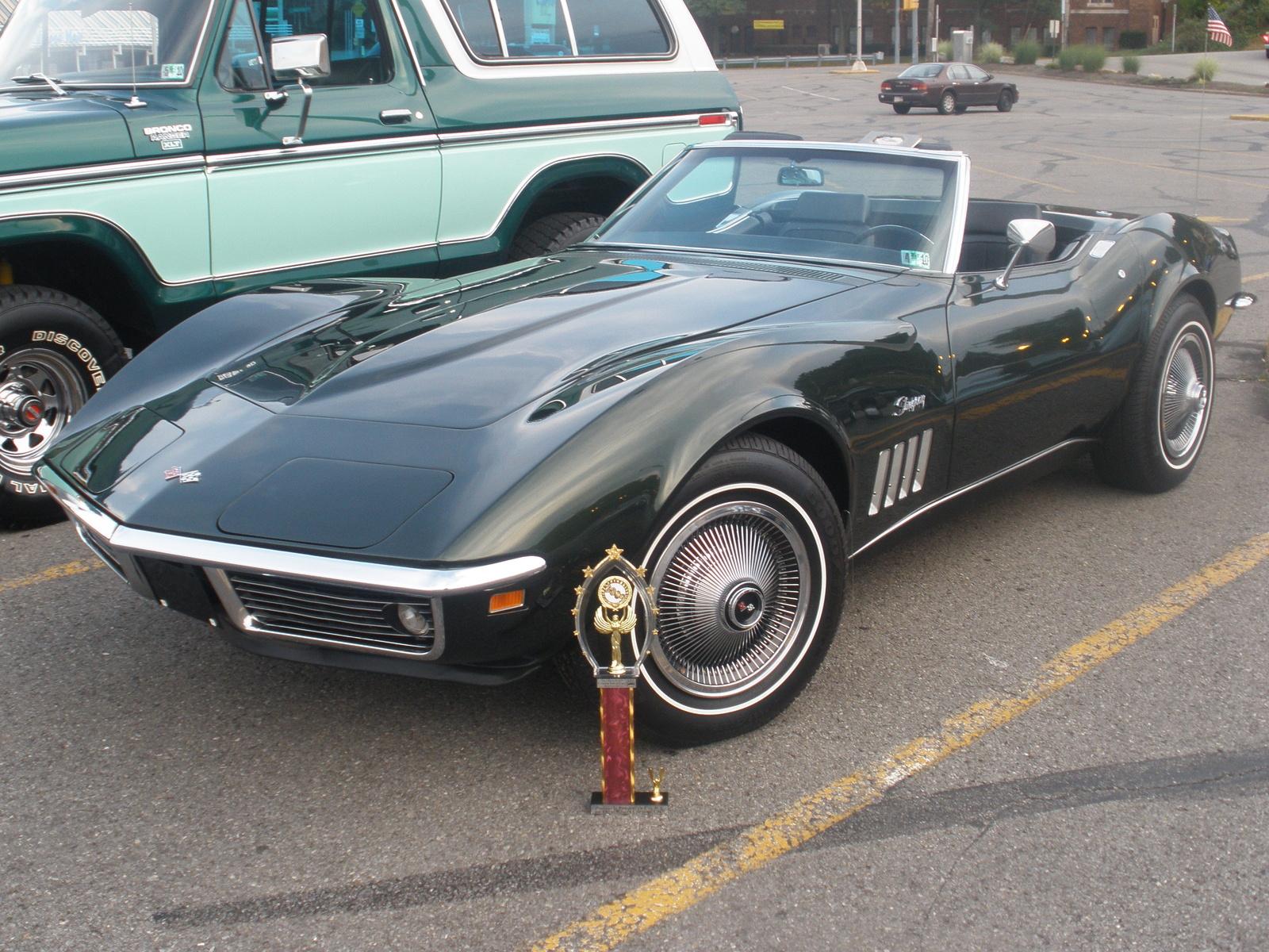 1969 Chevrolet Corvette Pictures Cargurus