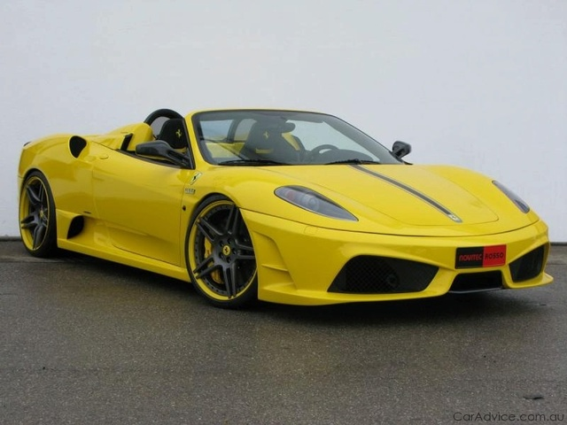 Picture of 2008 Ferrari 430 Scuderia Base