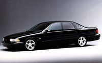 Picture of 1996 Chevrolet Impala 4 Dr SS Sedan, exterior