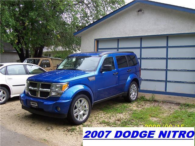 2009 dodge nitro rt rynakimley. Black Bedroom Furniture Sets. Home Design Ideas