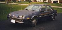 1984 Buick Skyhawk Overview