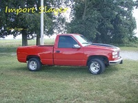 1997 Chevrolet C/K 1500 Reg. Cab 6.5-ft. Bed 2WD picture, exterior