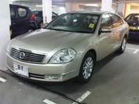 2006 Nissan Teana Overview