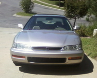 1996 Honda Accord 25th Anniversary, 1996 Honda Accord 4 Dr 25th Anniversary Sedan picture, exterior