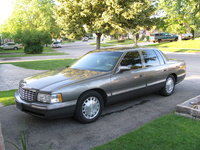 Picture of 1998 Cadillac DeVille Concours Sedan, exterior